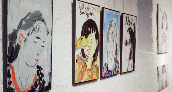 Galerie im Alten Bau . Tillmann Damrau