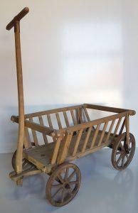 Steiff-Handwagen